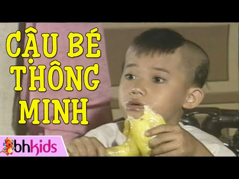 Phim Cậu Bé Thông Minh - Cổ Tích Việt Nam [Full HD] | Co tich viet nam