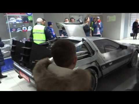 Автомобиль из Назад в будущее