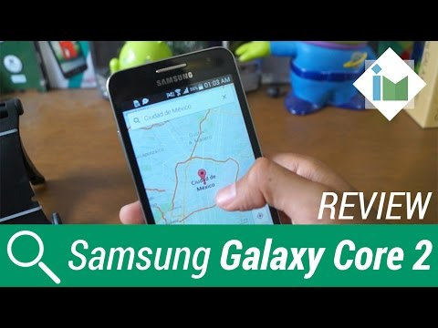 Samsung Galaxy Core 2 - Review en Español