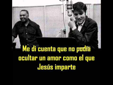 Elvis Presley - When God Dips His Love In My Heart