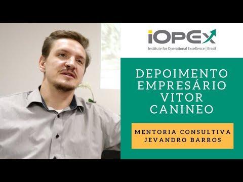 Depoimento Empresário Vitor Canineo - Contab Express e Dicon Contabilidade