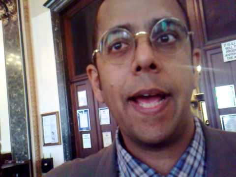 Simon Singh chat (post Oct 14 '09 hearing)