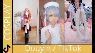 Tik Tok China Cosplay Anime