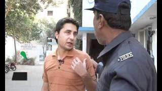"""Sarak Kinarey  """"Bhatta Khori in Karachi"""""""