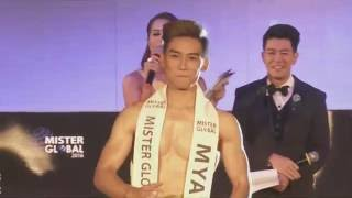 MISTER GLOBAL 2016 -  TOP 10 ANNOUNCEMENT (HD)