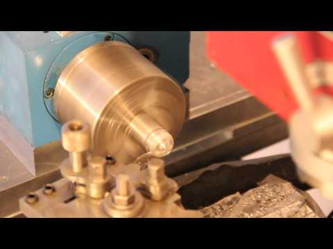 diy home made cnc metal lathe