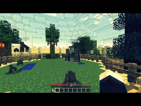 A minecraft adventure animation - Top 10 best game 2015 review