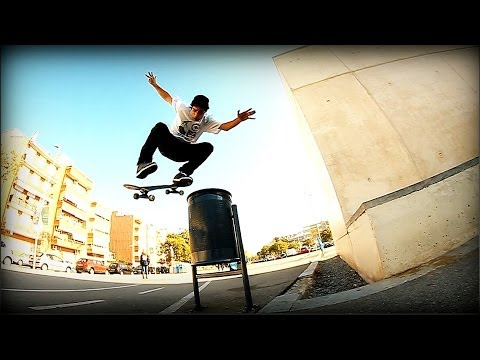 Dani Delgado - Skateboard Full Part 2014