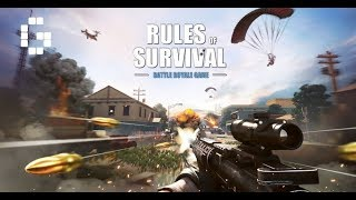 Rules Of Suvival PC-Asia Random Funny/Fails moments
