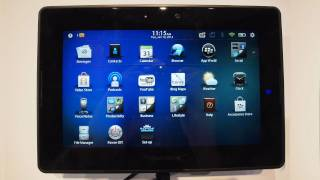 CES: Blackberry Playbook OS 2.0
