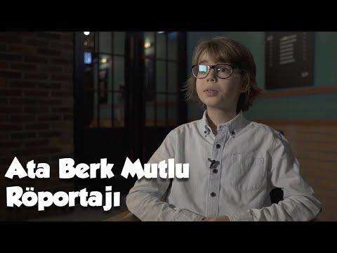 """Ata Berk Mutlu """"Rüzgar"""" Filmini Anlatıyor (Röportaj)"""