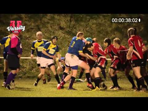 Varsity 2016: Rugby Union and Closing Ceremony