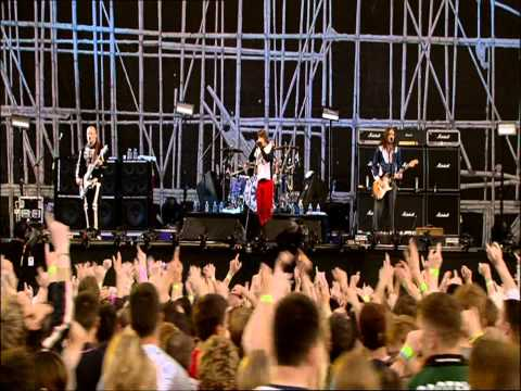 Red Hot Chili Peppers - By The Way Live