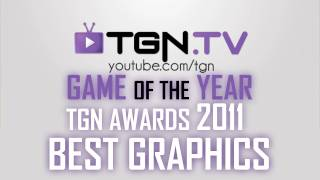 ★ Game of the Year - 2011 - BEST GRAPHICS - TGN Awards - ft. Yong - WAY➚