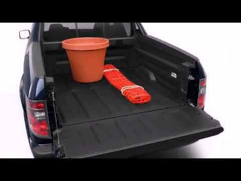 2012 Honda Ridgeline Video