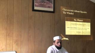 Tajweed by Sheikh Mamdouh Mahmoud Part 8