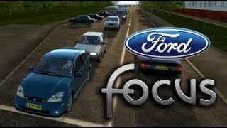 City Car Driving 1.2.5: Ford Focus SVT