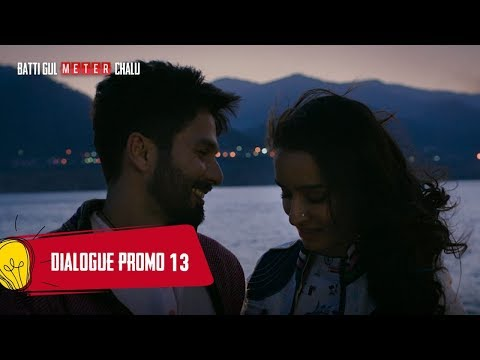 Dialogue Promo 13: Batti Gul Meter Chalu |Shahid Kapoor,Shraddha Kapoor, Divyendu Sharma,Yami Gautam