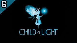 Child of Light игра прохождение #6 [Отбили Луну, отшлепали Нокс]