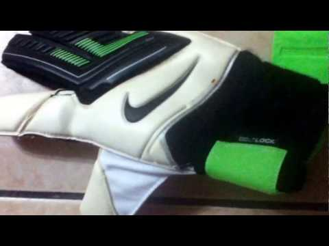 Nuevos guantes de portero (Nike Gk Vapor Grip 3)