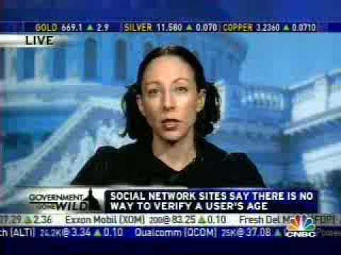 Christine Hall on MySpace/Facebook Privacy Issues (8/22/07)