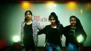 Jimmy choo song dance wavers choreography by amit singh