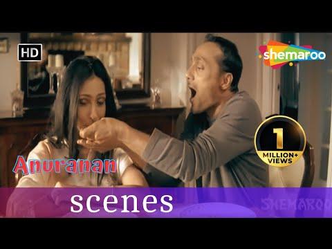 Anuranan - Romantic Scene Compilation - Rahul Bose - Rajat Kapoor - Rituparna Sengupta - Raima Sen