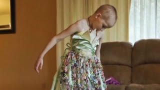 Girl, 7, uses medical marijuana for cancer treatment