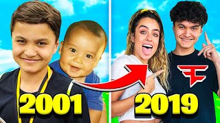 FaZe Jarvis: THEN vs NOW (The Evolution)