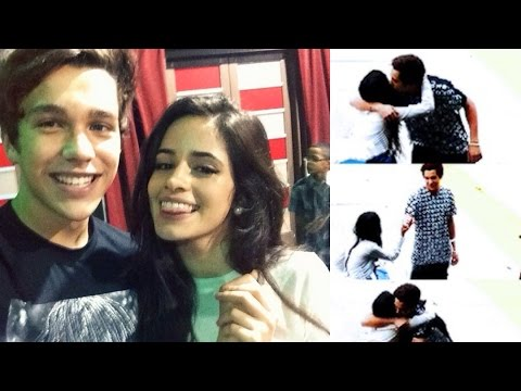 Austin Mahone & Camila Cabello Spotted KISSING!