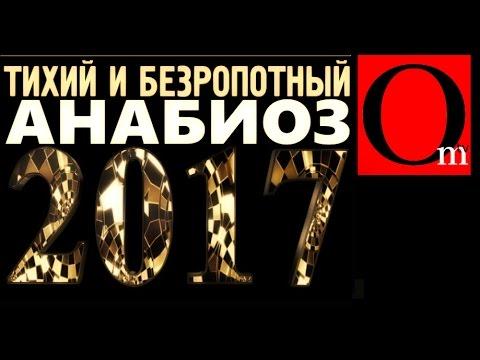 2017 год - тихий и безропотный анабиоз