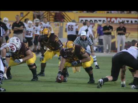 ASU Sun Devils 2009 Football 50 Idaho State Bengals 3 ASPN Radio Video