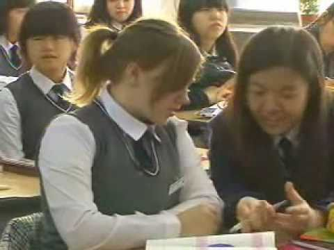 American High School Student in Korea pt.1
