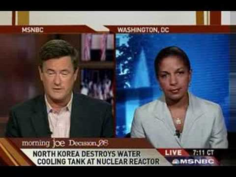 Morning Joe gets schooled by Susan Rice