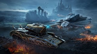 ТУРНИР WoT Blitz «НОЧНАЯ ОХОТА» - World of Tanks Blitz