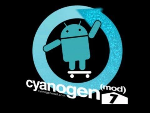 Tutorial rom Cyanogenmod CM7.2 no galaxy y (estável 100% FUNCIONANDO)