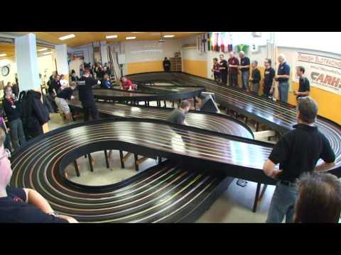 Slot car racing European Championship Finals, Helsinki