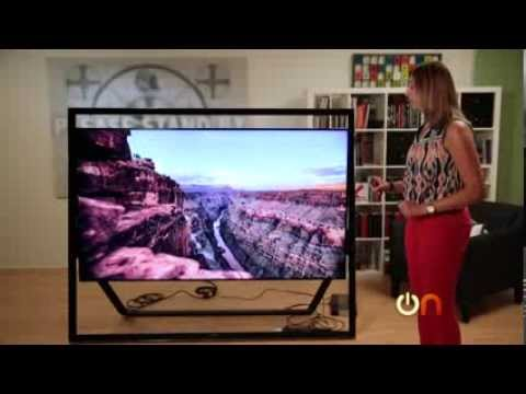Samsung UN85S9 Ultra HD 120Hz 3D Smart LED TV [UNBOXING]