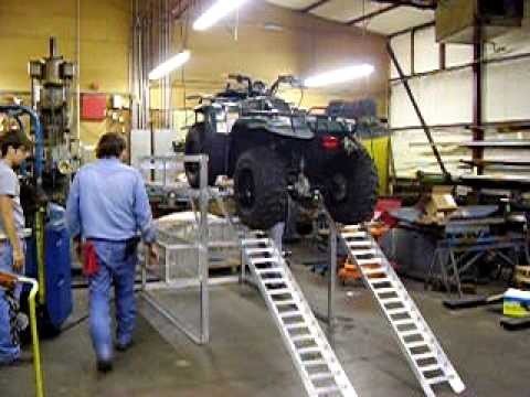 COKENADO ATV STACKER