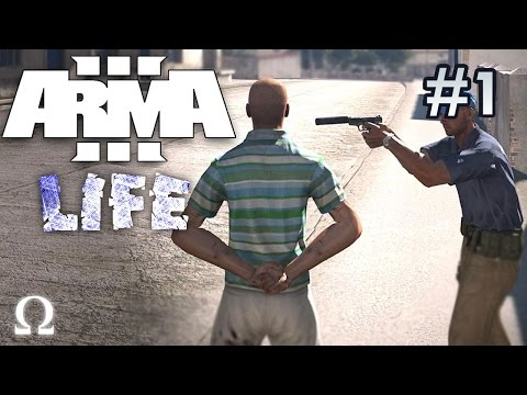ArmA 3 LIFE | #1 - THE KIDNAPPER, & MINX'S EPIC LIE! | Ft. TheRPGMinx