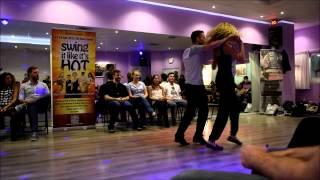 Strictly Open - Svenou & Shoshi - Swing it like it's HOT 2015