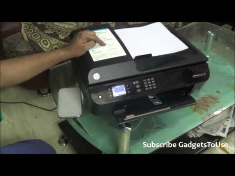 HP Deskjet Ink Advantage 4645e Review, Features, Wifi Direct Print and Overview HD