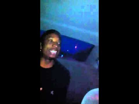 B.ma$e Dancing To Waka Flocka Flames video