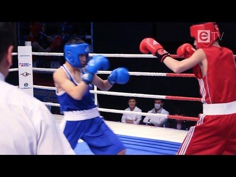 В Караганде проходит Чемпионат РК по боксу среди молодежи