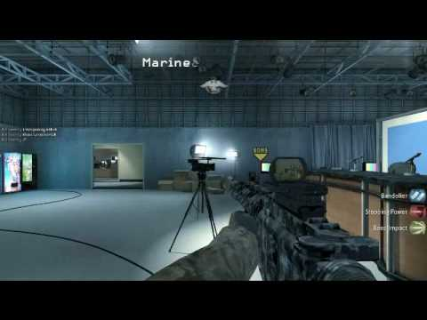 Call of Duty MW1 online gameplay
