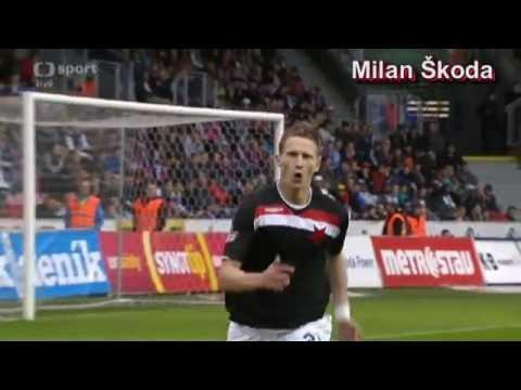 Všechny branky týmu SK Slavia Praha vst�elené b�hem jarní �ásti Gambrinus ligy v sezon� 2012-2013 Související videa: Góly podzim 2012: http://www.youtube.com/watch?v=88x3BiUZJ30...