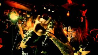 """SKELETONWITCH - """"Repulsive Salvation"""" official music video"""