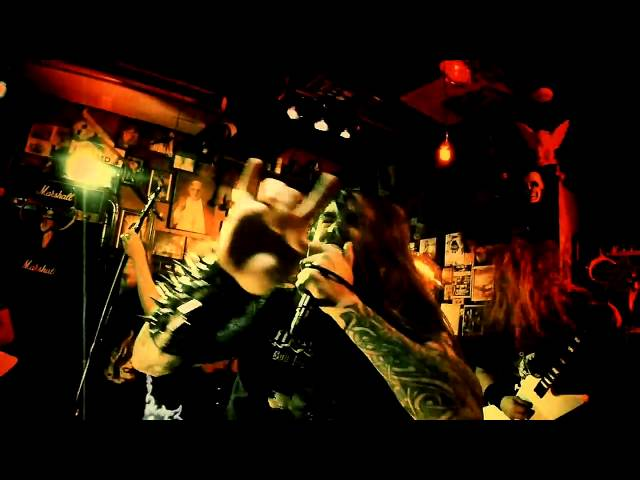 "SKELETONWITCH - ""Repulsive Salvation"" official music video"