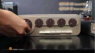 QUAD 22 control pre amp & QUAD II power amplifier