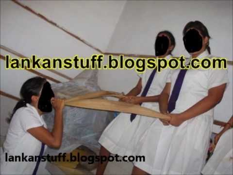 Crazy Lankan Girls video